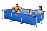 Прямоугольный каркасный бассейн, 220х150х60см, 28270 Intex (INTEX)